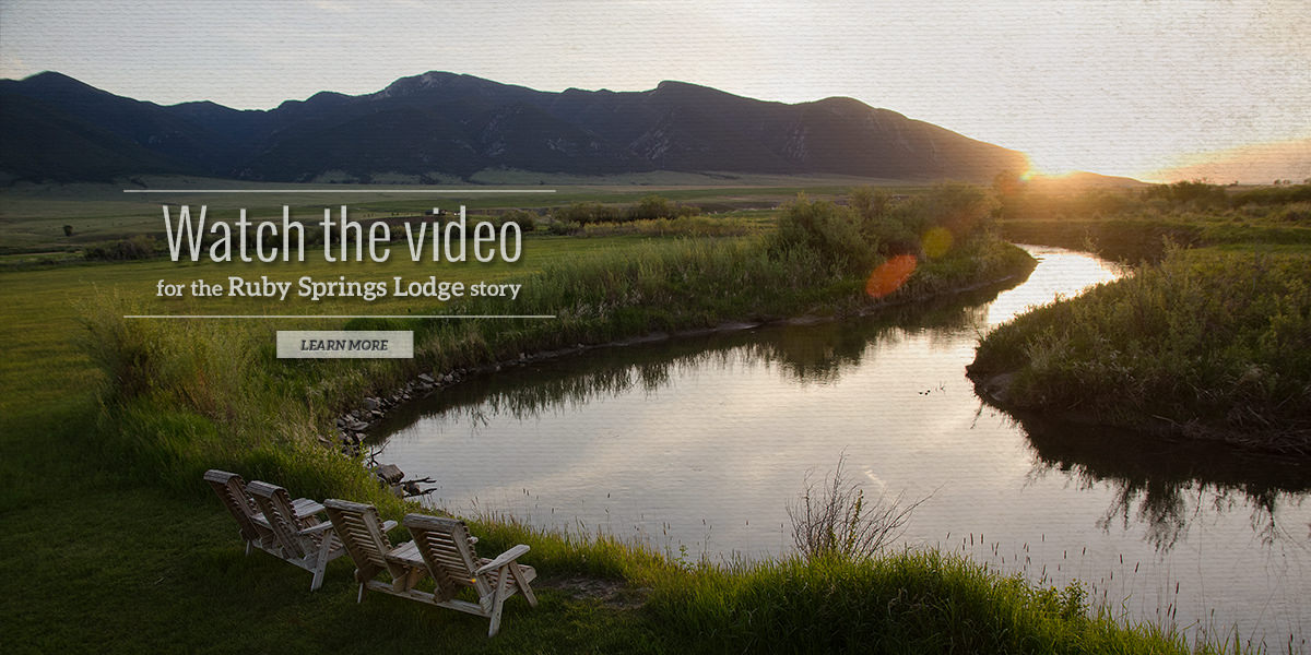 ruby springs lodge video